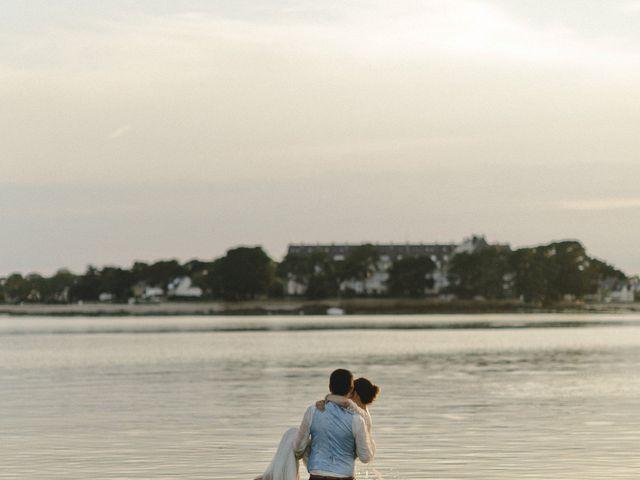 Le mariage de Miguel et Audrey à Pluneret, Morbihan 109
