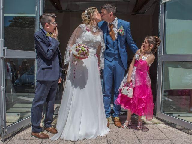 Le mariage de Yoann et Sabrina à Brette-les-Pins, Sarthe 1