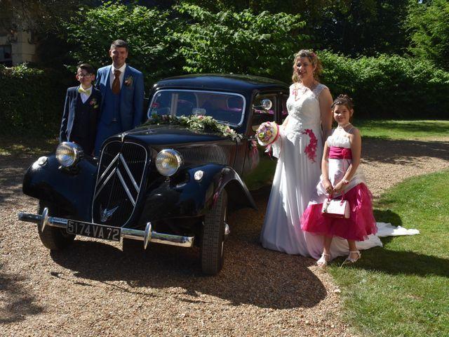 Le mariage de Yoann et Sabrina à Brette-les-Pins, Sarthe 4