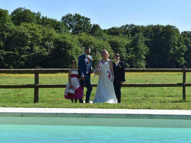 Le mariage de Yoann et Sabrina à Brette-les-Pins, Sarthe 5