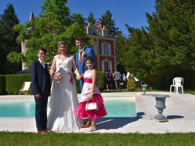 Le mariage de Yoann et Sabrina à Brette-les-Pins, Sarthe 7