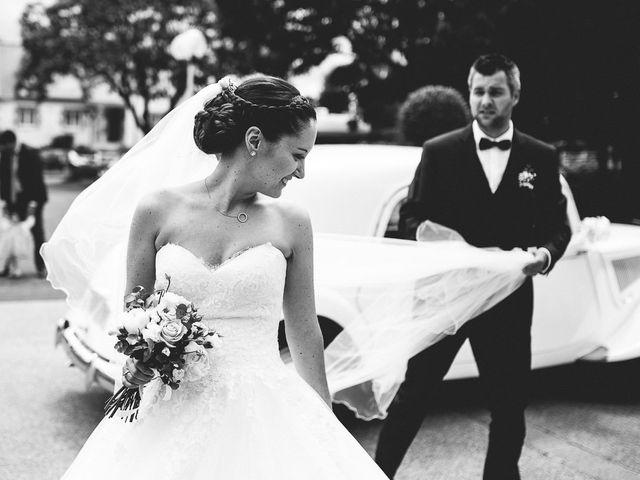 Le mariage de Kévin et Christelle à Chantepie, Ille et Vilaine 38