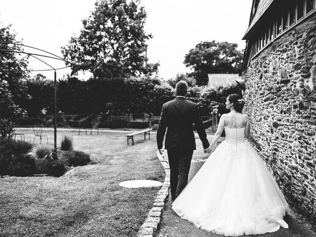 Le mariage de Kévin et Christelle à Chantepie, Ille et Vilaine 77