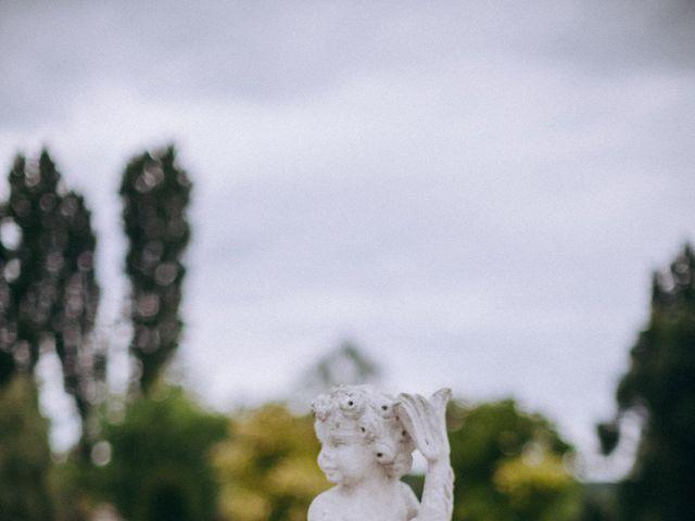 Le mariage de Aurélien et Marta à Martillac, Gironde 3