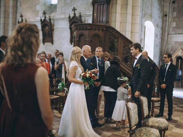 Le mariage de Aurélien et Marta à Martillac, Gironde 24