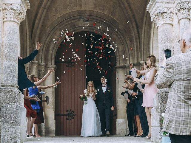Le mariage de Aurélien et Marta à Martillac, Gironde 30