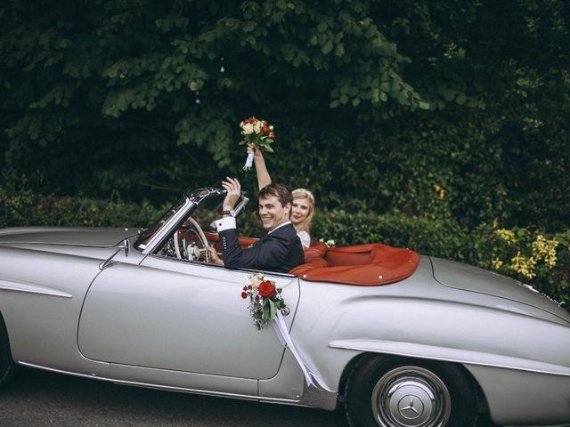 Le mariage de Aurélien et Marta à Martillac, Gironde 33