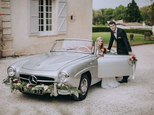 Le mariage de Aurélien et Marta à Martillac, Gironde 35
