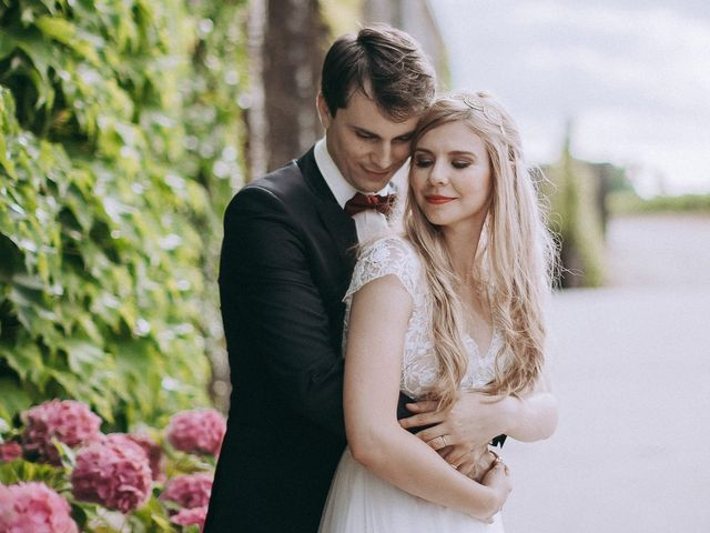 Le mariage de Marta et Aurélien