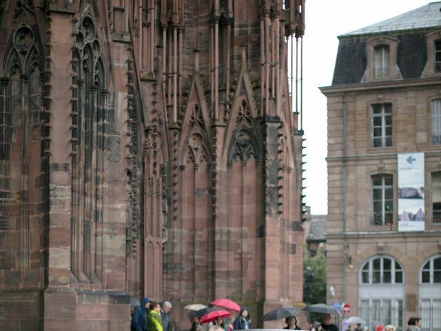 Le mariage de Michaël et Laurie à Strasbourg, Bas Rhin 6