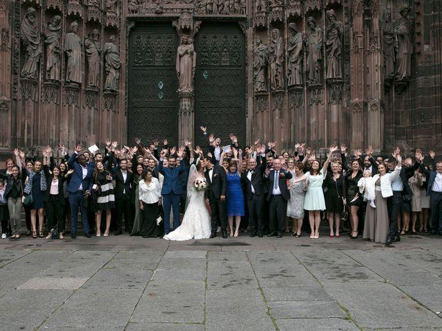 Le mariage de Michaël et Laurie à Strasbourg, Bas Rhin 31