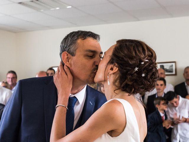Le mariage de Fréderic et Lilia à Samoussy, Aisne 5