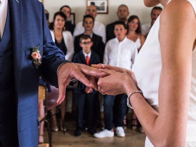 Le mariage de Fréderic et Lilia à Samoussy, Aisne 6