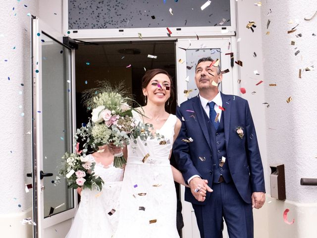 Le mariage de Fréderic et Lilia à Samoussy, Aisne 8