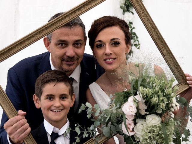 Le mariage de Fréderic et Lilia à Samoussy, Aisne 20