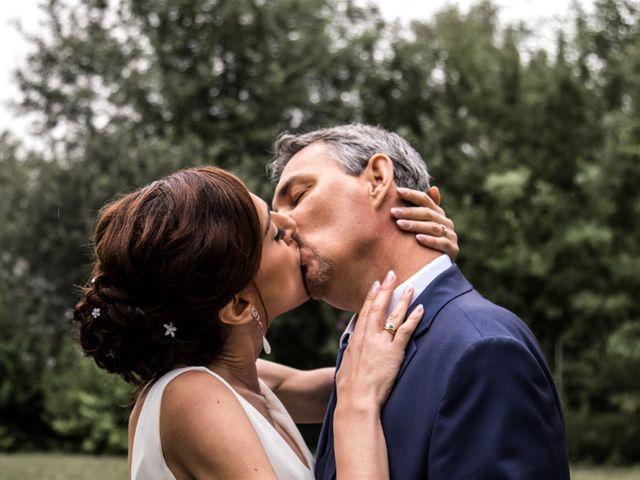 Le mariage de Fréderic et Lilia à Samoussy, Aisne 30
