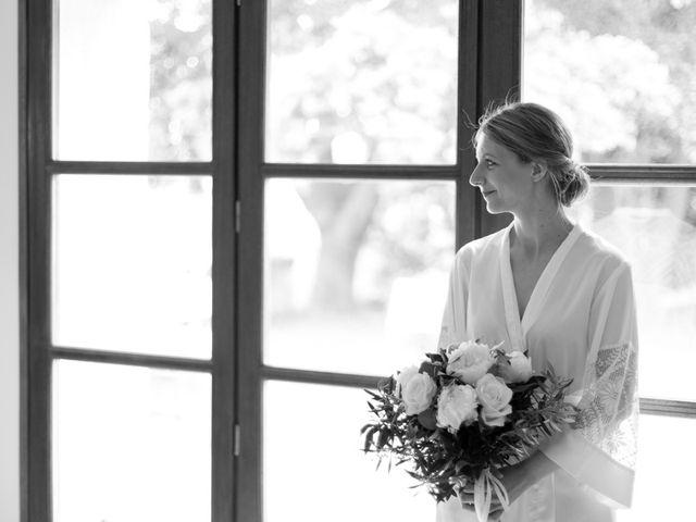 Le mariage de Diogo et Alison à Orange, Vaucluse 10