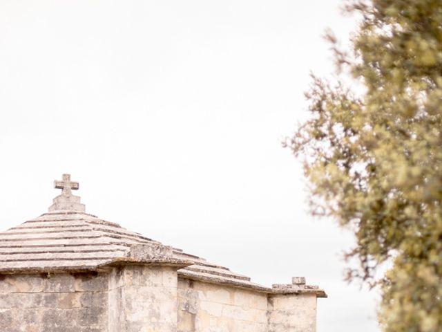 Le mariage de Diogo et Alison à Orange, Vaucluse 16