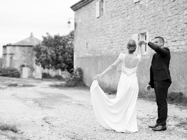 Le mariage de Diogo et Alison à Orange, Vaucluse 17