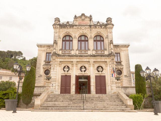 Le mariage de Diogo et Alison à Orange, Vaucluse 18