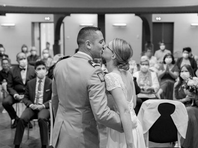 Le mariage de Diogo et Alison à Orange, Vaucluse 22