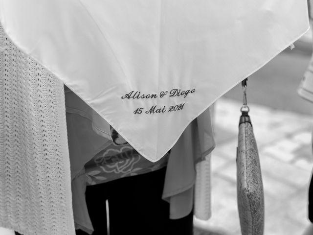 Le mariage de Diogo et Alison à Orange, Vaucluse 24