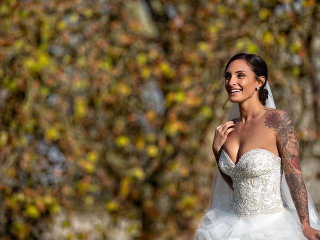 Le mariage de Jumo et Leslie à Fontenay-Trésigny, Seine-et-Marne 21