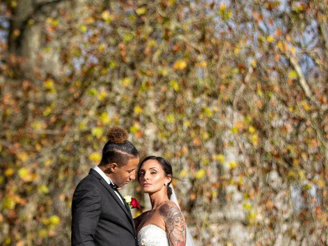 Le mariage de Jumo et Leslie à Fontenay-Trésigny, Seine-et-Marne 23