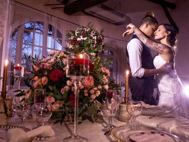 Le mariage de Jumo et Leslie à Fontenay-Trésigny, Seine-et-Marne 41