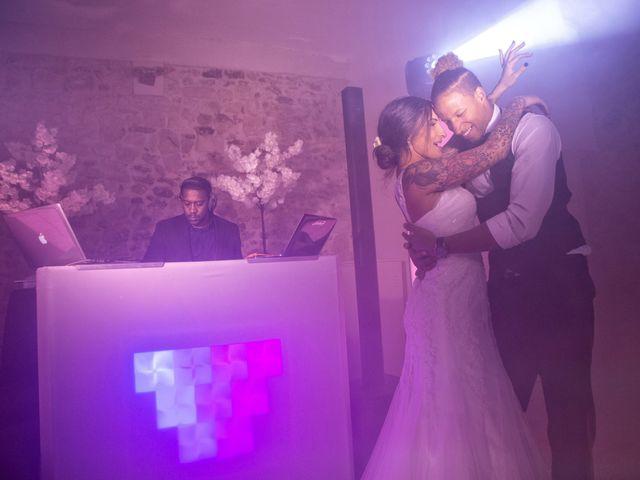 Le mariage de Jumo et Leslie à Fontenay-Trésigny, Seine-et-Marne 47