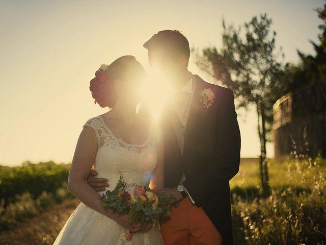 Le mariage de Aliénor et Sébastien