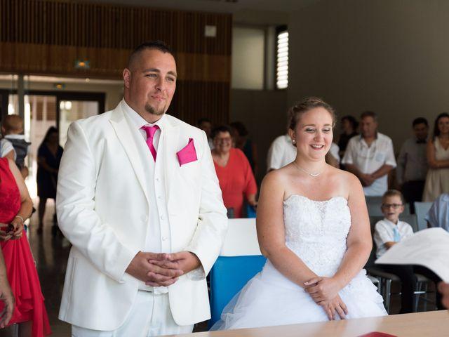 Le mariage de Justine et Gwenaël à Belleville, Rhône 1