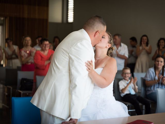 Le mariage de Justine et Gwenaël à Belleville, Rhône 2