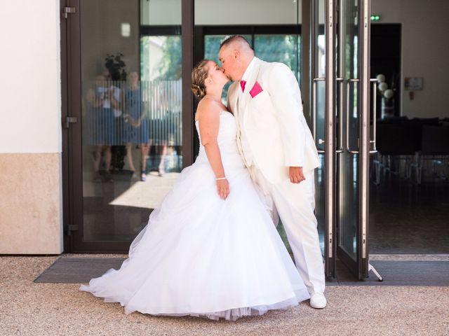 Le mariage de Justine et Gwenaël à Belleville, Rhône 3
