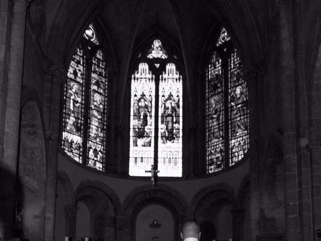 Le mariage de Justine et Gwenaël à Belleville, Rhône 6