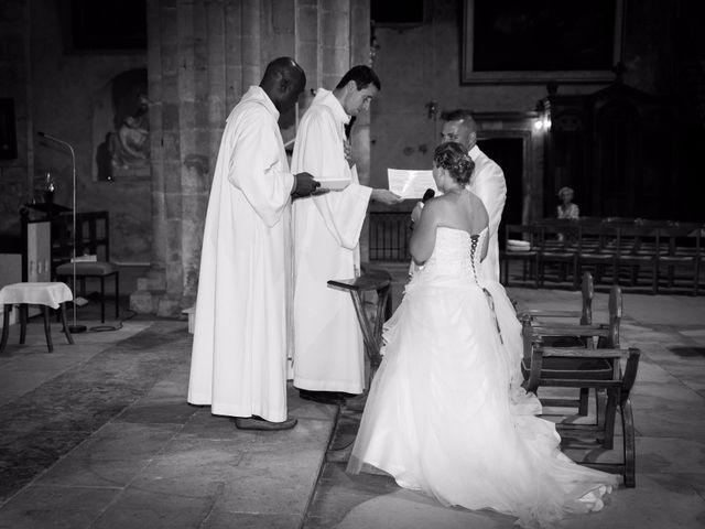 Le mariage de Justine et Gwenaël à Belleville, Rhône 7
