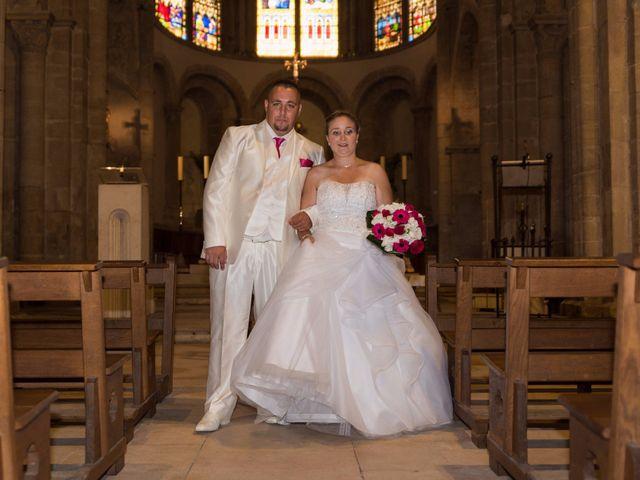 Le mariage de Justine et Gwenaël à Belleville, Rhône 8