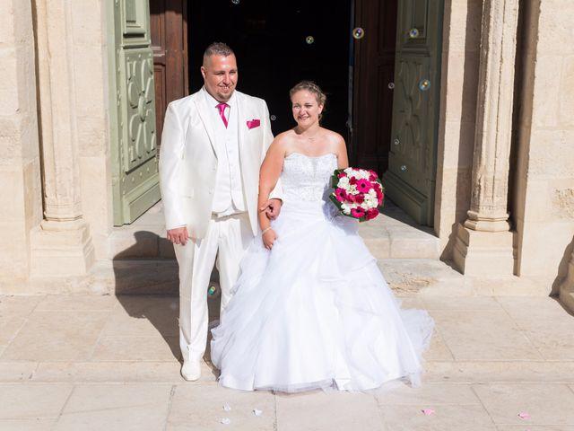 Le mariage de Justine et Gwenaël à Belleville, Rhône 9