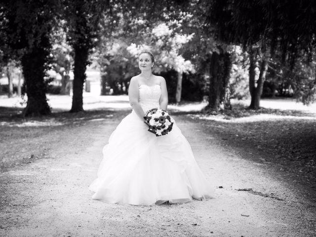 Le mariage de Justine et Gwenaël à Belleville, Rhône 17