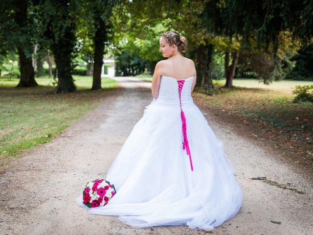 Le mariage de Justine et Gwenaël à Belleville, Rhône 18