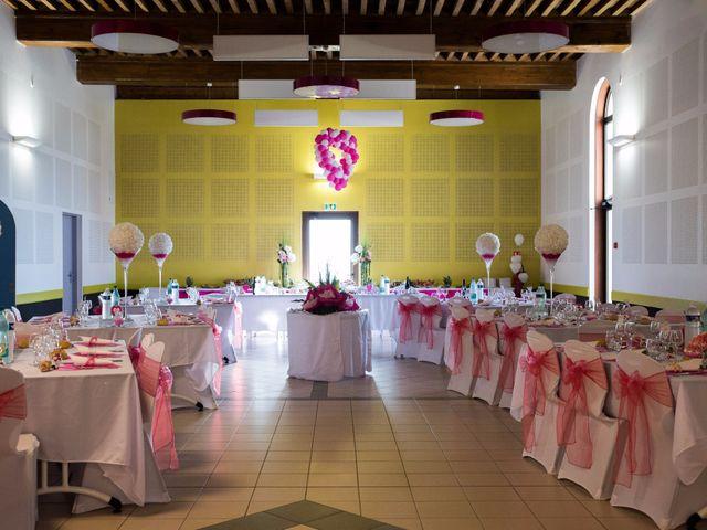 Le mariage de Justine et Gwenaël à Belleville, Rhône 23