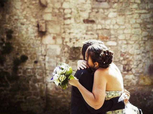 Le mariage de Michael et Sarah à Saint-Étienne-de-Vicq, Allier 8