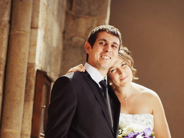 Le mariage de Michael et Sarah à Saint-Étienne-de-Vicq, Allier 9