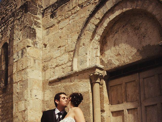 Le mariage de Michael et Sarah à Saint-Étienne-de-Vicq, Allier 10