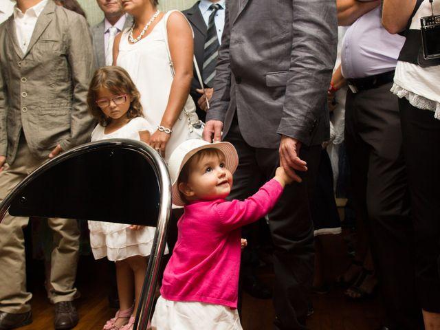 Le mariage de Michael et Sarah à Saint-Étienne-de-Vicq, Allier 11