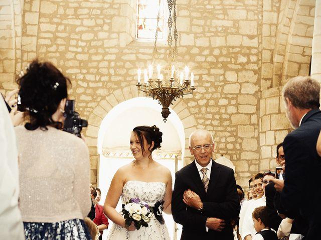 Le mariage de Michael et Sarah à Saint-Étienne-de-Vicq, Allier 1
