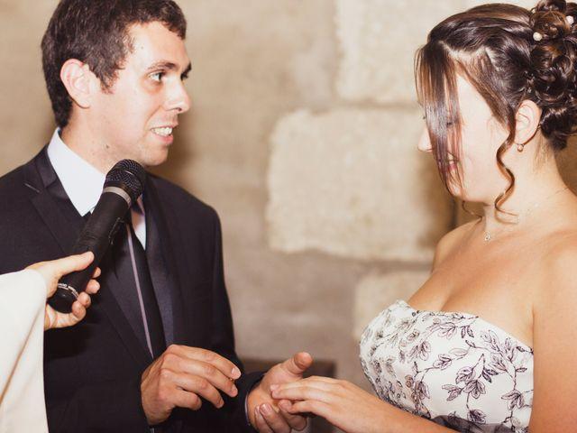 Le mariage de Michael et Sarah à Saint-Étienne-de-Vicq, Allier 24
