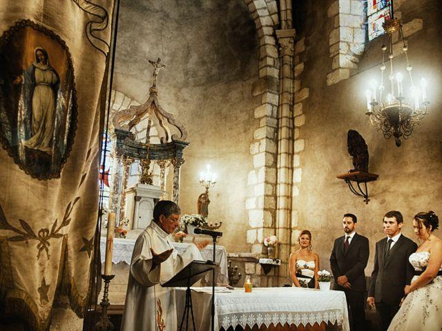 Le mariage de Michael et Sarah à Saint-Étienne-de-Vicq, Allier 27