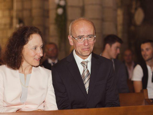 Le mariage de Michael et Sarah à Saint-Étienne-de-Vicq, Allier 28