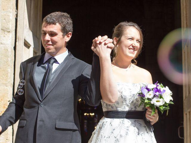 Le mariage de Michael et Sarah à Saint-Étienne-de-Vicq, Allier 30